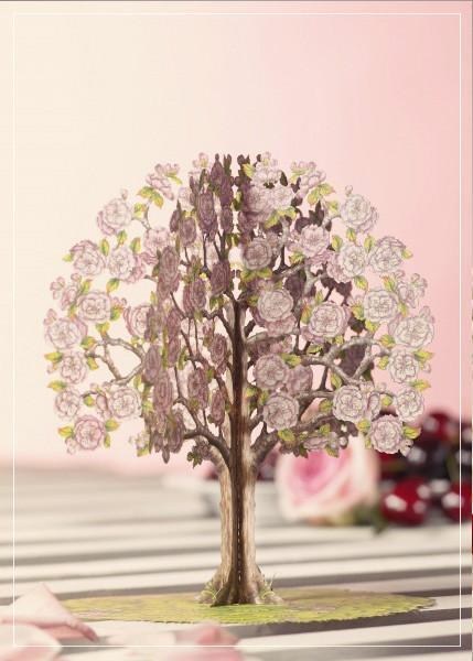 Cherry Tree - greeting card