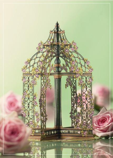 Flower Pavillion - greeting card